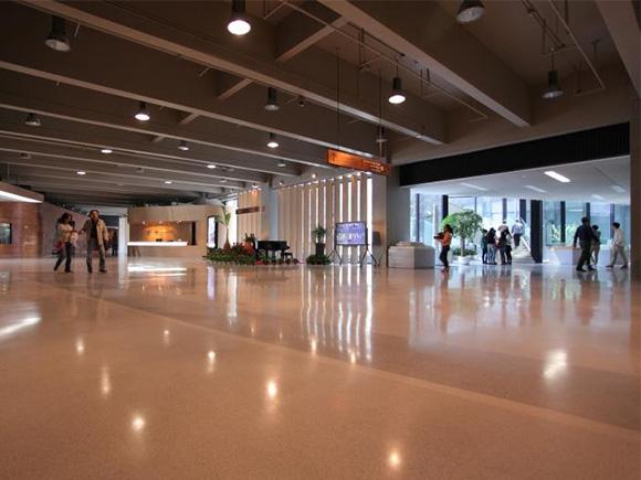 青海商场固化地坪